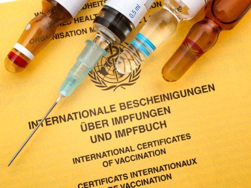 Impfungen auffrischen